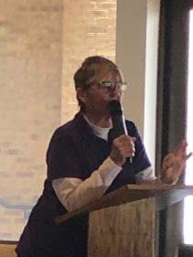 Carol Gouty, President