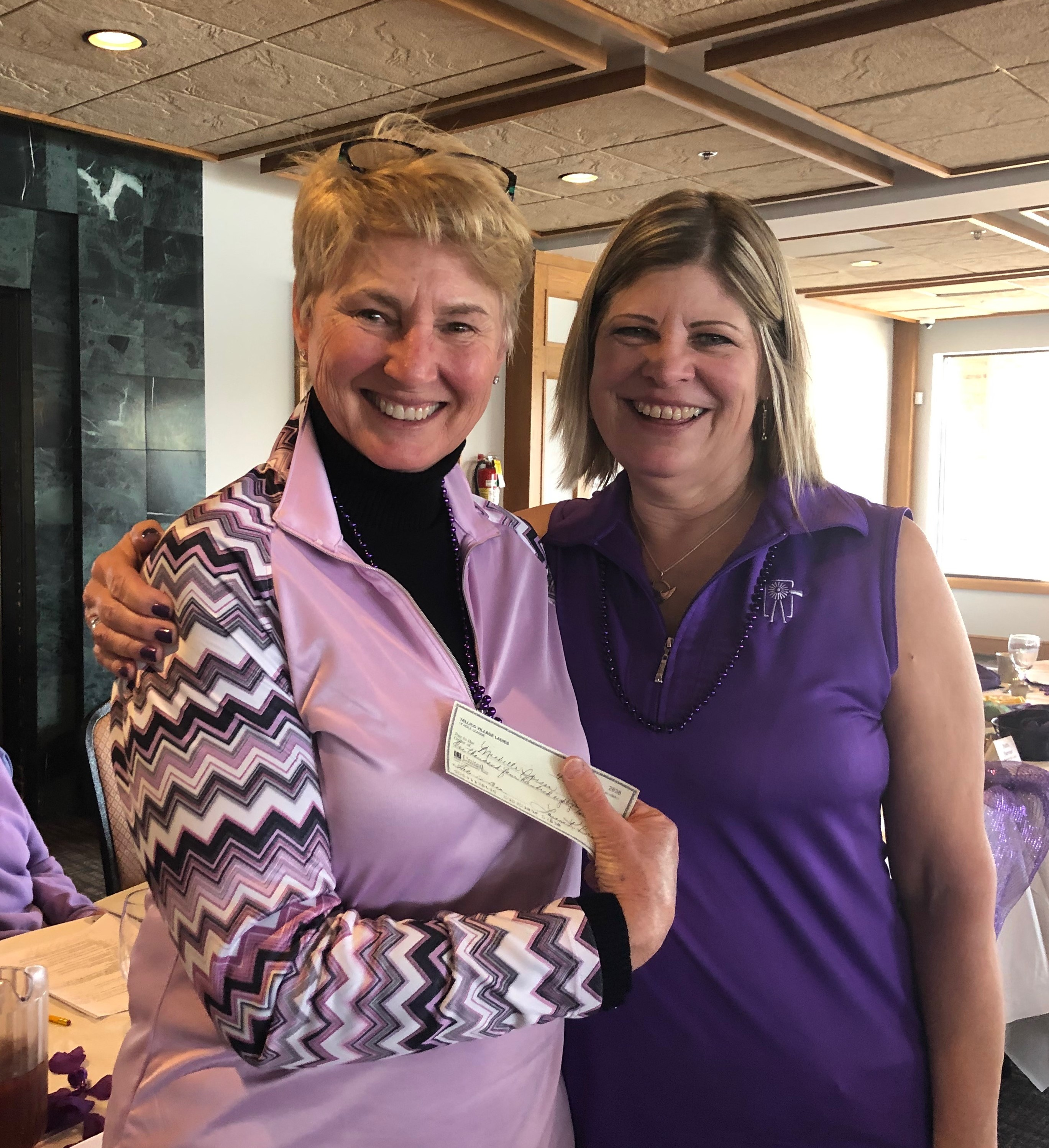 Michele Spicer, 2018 Hole in One Winner