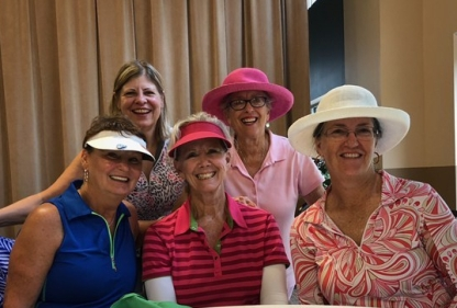 2019 Library Golf Tournament