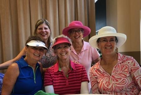 2019 Library Golf Tournament