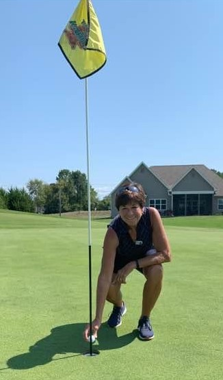 Ann Parkhill Hole in One